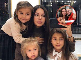 «Не думала, что так бывает»: Оксана Самойлова рассказала, как они с Джиганом узнали о четвертой беременности