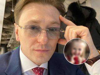 Красотка папина: Сергей Безруков поделился новым портретом дочки в честь 4-го дня рождения