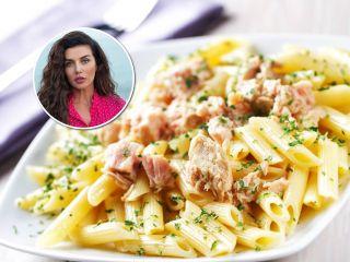 Быстро и вкусно: Анна Седокова поделилась рецептом пасты с тунцом