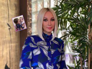 Милота в квадрате: Лера Кудрявцева впервые показала видео с дочкой и внуком-одногодками