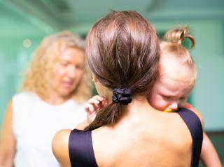 Личная история: «Не хочу быть такой мамой, как моя»