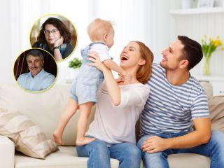 Мамино и папино воспитание – как найти баланс: мнение Людмилы Петрановской и доктора Комаровского