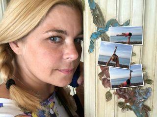 Видео: Ирина Пегова показала простые упражнения для зарядки, чтобы быть в форме