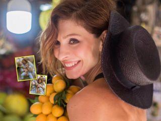 Пижамная вечеринка: Елена Подкаминская с дочками устроили новую фотосессию