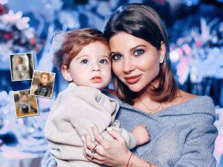 2 года: Галина Юдашкина показала редкие кадры с младшим сыном в честь его дня рождения