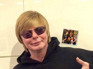 Трио Апполоновых: cолист группы «Иванушки International» поделился семейным портретом с сыновьями