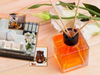 Ароматерапия: как правильно подобрать аромат для каждой комнаты