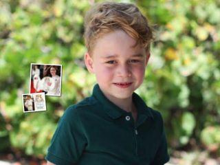 Новая звезда: питомец принца Джорджа претендует на титул иконы стиля