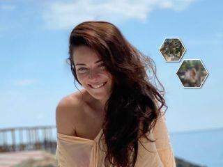 Море, горы и любовь: Марина Александрова поделилась кадрами с обоими детьми из отпуска