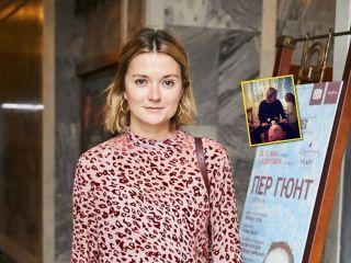 На розовом мотороллере: Надежда Михалкова показала видео с подросшей дочкой Ниной