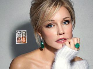 Коллаж-загадка: Марина Зудина сравнила, кто из детей больше похож на нее, а кто – на Олега Табакова