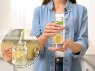 Экономично: как сделать лимонад на одну персону