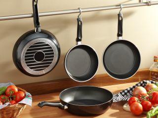На чем готовить: эксперты Роскачества проверили сковороды с антипригарным покрытием
