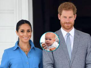 Никаких royals: Меган Маркл и принц Гарри назвали свой фонд в честь сына