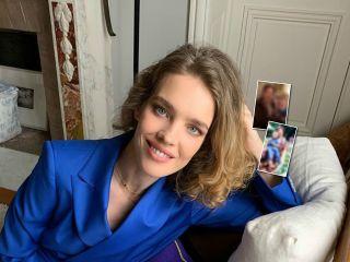 Какие красавцы: Наталья Водянова рассекретила лица младших детей