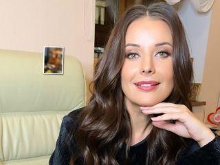 Рыжий Новый год: Оксана Федорова кардинально изменила прическу