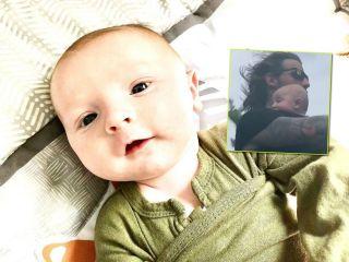 Безумная гонка-обманка: видео папы с 3-месячным малышом стало вирусным
