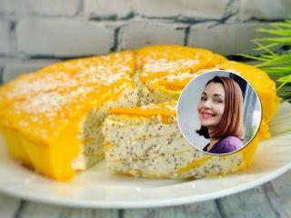Для тех, кто любит сладкое, но худеет: Наталия Антонова поделилась рецептом десерта без муки