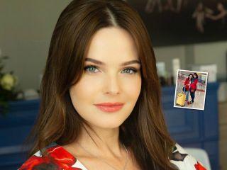 Как две капли воды: актриса Анна Пескова показала свою молодую и красивую маму