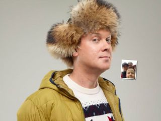 Трехлетний оператор: младший сын Сергея Светлакова снял забавное видео с семьей