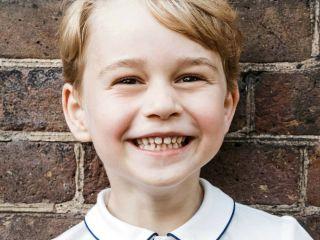 Детям понравится: 6-летний принц Джордж нашел новое увлекательное занятие в карантин