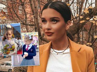 Ксения Бородина рассказала, будут ли ее дочки учиться за границей
