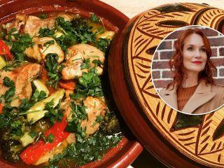 Что-то новенькое: телеведущая Таша Строгая поделилась рецептом курицы в ароматном соусе