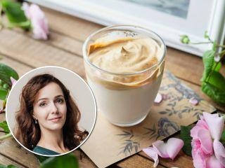 Корейский тренд: Валерия Ланская поделилась модным рецептом дальгона-кофе