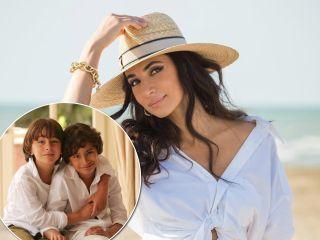 Малоизвестные факты: певица Зара рассказала, зачем ее сыновья изучают редкий язык