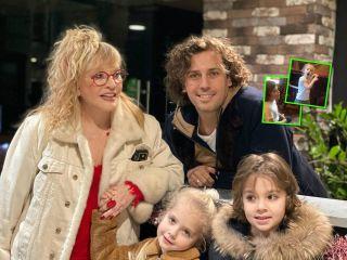 Кто лучше? 6-летняя дочь Аллы Пугачевой исполнила французский хит вслед за братом