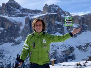 Спортивная семья: дети Максима Галкина и Аллы Пугачевой научились кататься на горных лыжах... за два дня