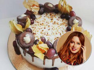 Вкусно, красиво, брутально: Юлия Савичева рассказала, как приготовить идеальный торт для мужчин