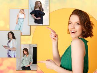 Как скрыть полные руки: 11 способов «маскировки» по совету стилистов
