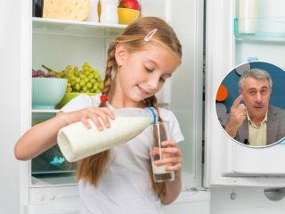Доктор Комаровский рассказал, нужно ли заменять коровье молоко растительным