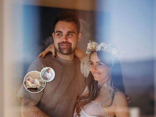 Маленький ангел: Саша Зверева показала первые кадры с фотосессии новорожденного сына