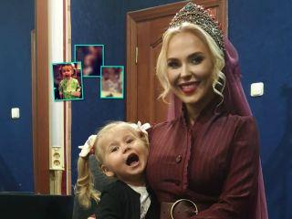 «Год из жизни счастливой девочки»: Пелагея собрала забавные моменты с дочкой в один ролик