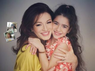 Красота по-японски: 10-летняя дочь Алены Хмельницкой покорила Сеть новой прической
