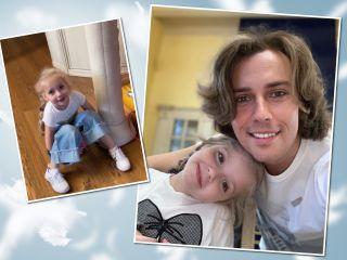 Лиза – затейница: Дочь Максима Галкина удивила папу новым талантом