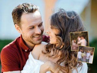 Самый светлый день: Евгений Пронин показал снимки с крестин сына и рассекретил крестных малыша