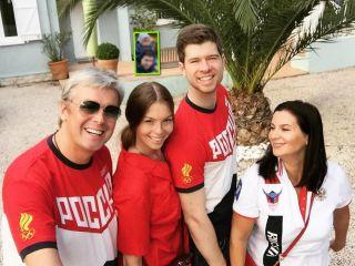 С генами не поспоришь: внук Екатерины Стриженовой растет папиной копией