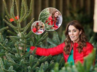 Живая или искусственная? По какому принципу выбирают новогоднюю елку принц Уильям и Кейт Миддлтон