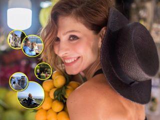 Улыбки и море нежности: Елена Подкаминская поделилась атмосферными кадрами из путешествий с обеими дочками