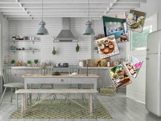 Кухня в скандинавском стиле: идеи, детали и решения для дома