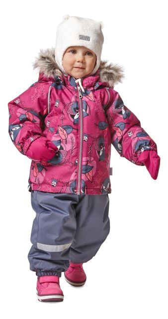 Зимний костюм Лесси.