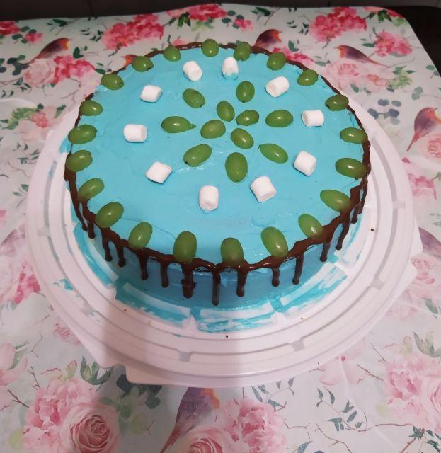 Тортик 3 мой, но