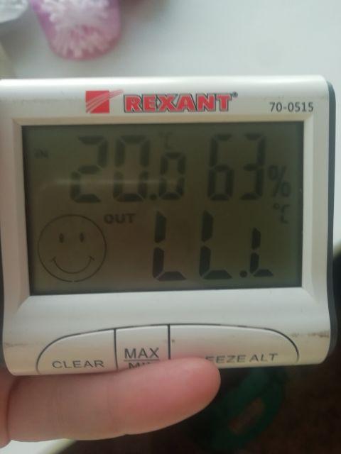Это нормальная температура в