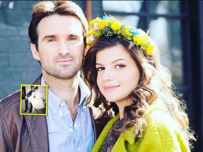 «4 года я счастлива с тобой»: Агния Кузнецова показала нежное свадебное фото с супругом
