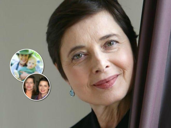 5 поколений женщин, похожих друг на друга: Изабелла Росселини поделилась уникальными кадрами из семейного архива