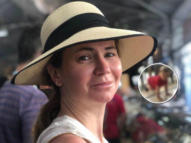 Настоящая любовь: Ксения Лаврова-Глинка показала фото подросшего сына