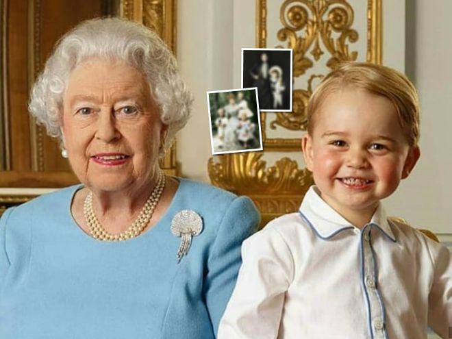 Эта мода не меняется: детская одежда принцев и принцесс, которую носили 170 лет назад и сейчас